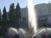 Peterhof. Samson Fountain and Palace