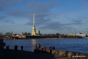 St. Petersburg Peter-and-Paul fortress
