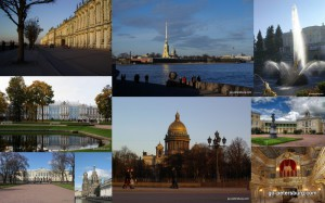 St. Petersburg sights