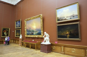 Russian museum hall - 1